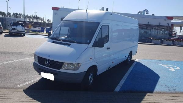 Mercedes Benz Sprinter312-2