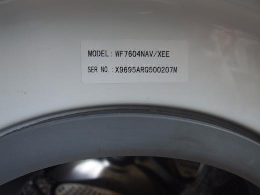 """skalbimo mašina """"samsung"""" talpa 6 kg 110€ tel. 861625753-3"""