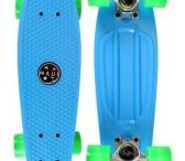 Maui and Sons riedlente, penny board, nauja, 29, 99e.-0