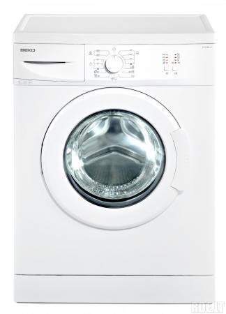 Mažai naudota BEKO EV5100Y skalbimo mašina-0