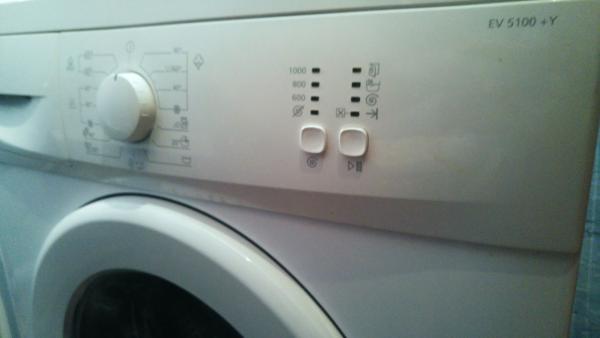 Mažai naudota BEKO EV5100Y skalbimo mašina-3