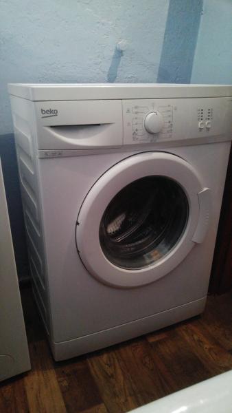 Mažai naudota BEKO EV5100Y skalbimo mašina-1