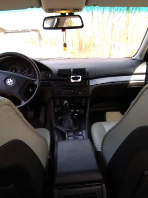Parduodu BMW 523i-1