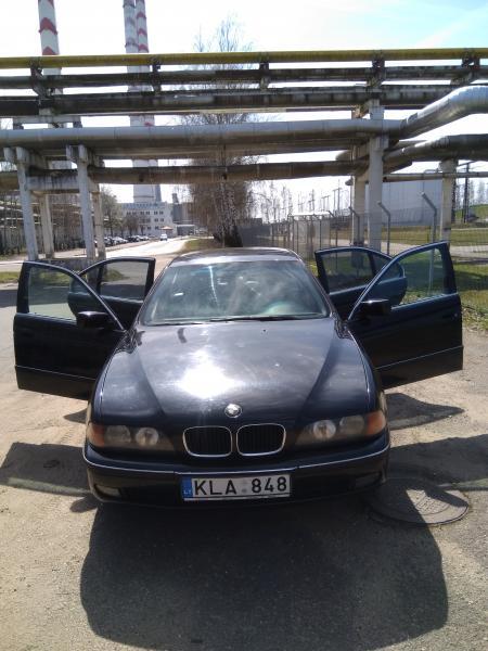 Parduodu BMW 523i-2