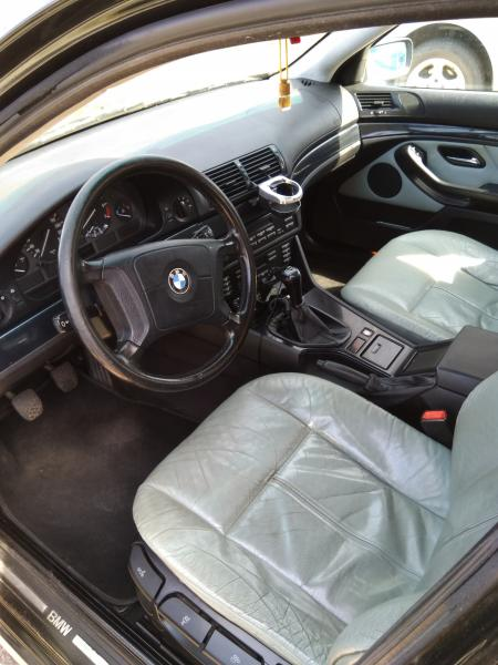 Parduodu BMW 523i-6