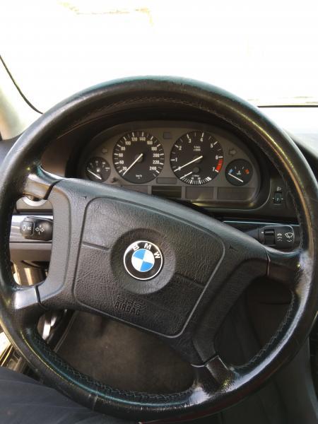 Parduodu BMW 523i-7