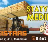 Statybinė mediena PIGIAU-0