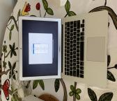 "Apple MacBook Air 13.3"" Laptop, 128GB - (2017, Silver)-0"