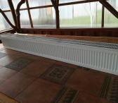 Naudoti plieniniai radiatoriai 2000mm-0