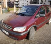 Opel zafira 2003m-0