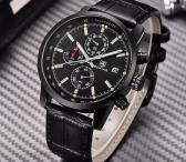BENYAR patrauklus išskirtinis juodas firminėje dėžutėje laikrodis-0