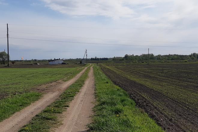 Žemės sklypas Gerduvėnų km.-0
