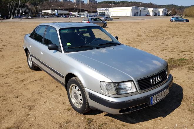 Audi 100 c4-0
