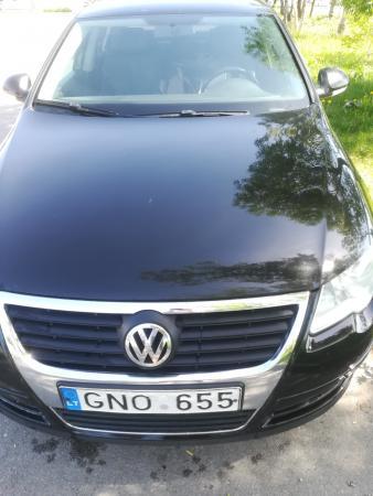 parduodu VW/Passat-0