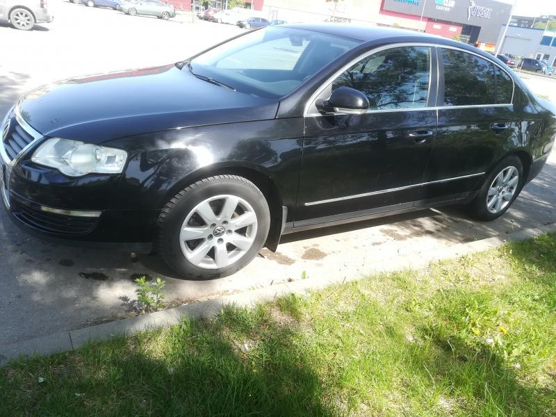 parduodu VW/Passat-1
