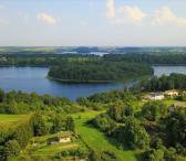 Namų valdos žemės sklypas su vaizdu į ežerą -0