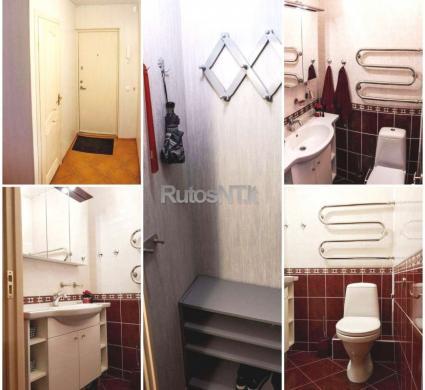 Parduodamas 3- jų kambarių butas I. Simonaitytės gatvėje-3