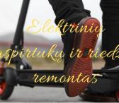 ELEKTRINIŲ PASPIRTUKŲ REMONTAS-0