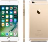 Apple Iphone 6S Gold, 64gb. Tvarkingas, komplektas, kaina- 149.99e-0