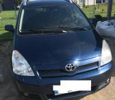 Toyota Corolla Verso-0