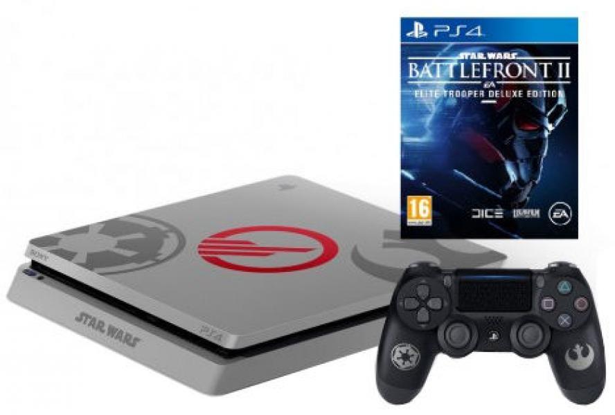 Naujos Playstation 4 Slim konsolės-2