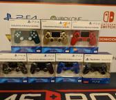 Nauji Sony Playstation Dualshock 4 V2-0