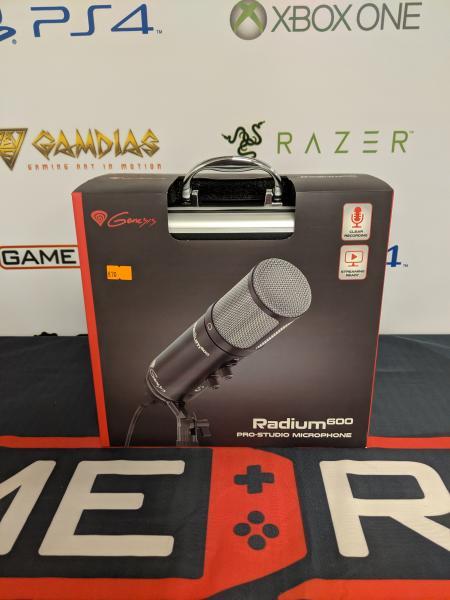 Genesis Radium 600 Studio Mikrofonas-1