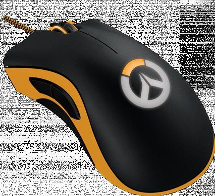 Naujos Razer Deathadder kompiuterio pelės-1