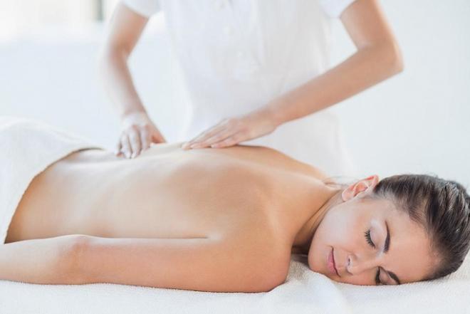 varpos masažo technikos