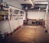 Trumalaikė garažo nuoma 1d su įrankiais-0