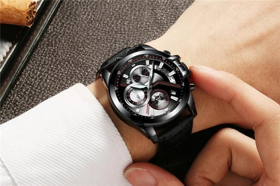 CADISEN ryškus gražus laikrodis dėžutėje-3