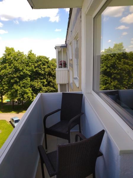Parduodamas prieš metus pilnai suremontuotas 2 kambarių butas su balkonu-1