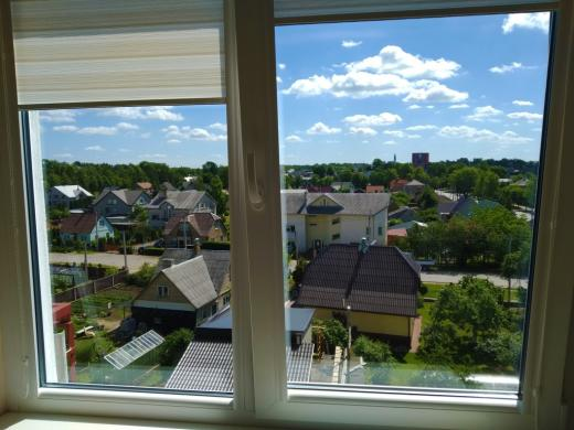 Parduodamas prieš metus pilnai suremontuotas 2 kambarių butas su balkonu-3