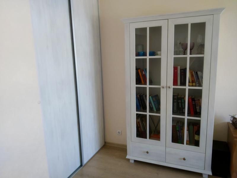 Parduodamas prieš metus pilnai suremontuotas 2 kambarių butas su balkonu-4