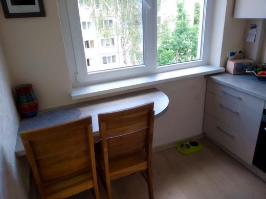 Parduodamas prieš metus pilnai suremontuotas 2 kambarių butas su balkonu-7