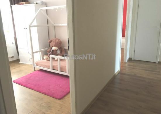 Parduodamas 3- jų kambarių butas Kuosų gatvėje-5