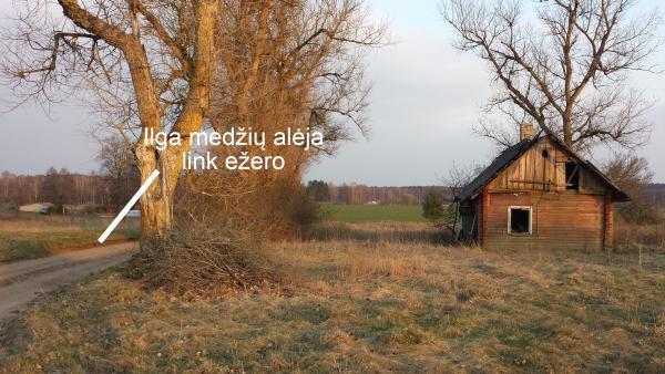 Puiki vieta sodybai, 70 km iki Vilniaus!-6