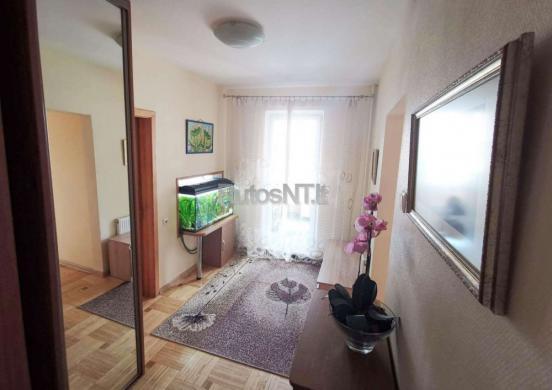Parduodamas 2- jų kambarių butas su holu Kretingoje, Savanorių gatvėje-3