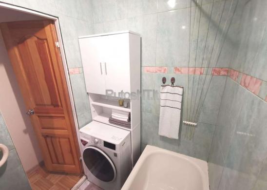 Parduodamas 2- jų kambarių butas su holu Kretingoje, Savanorių gatvėje-5