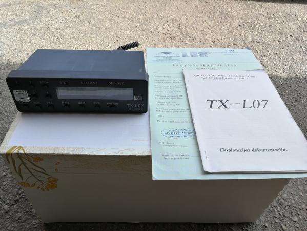 Taksometras TX-L07-0