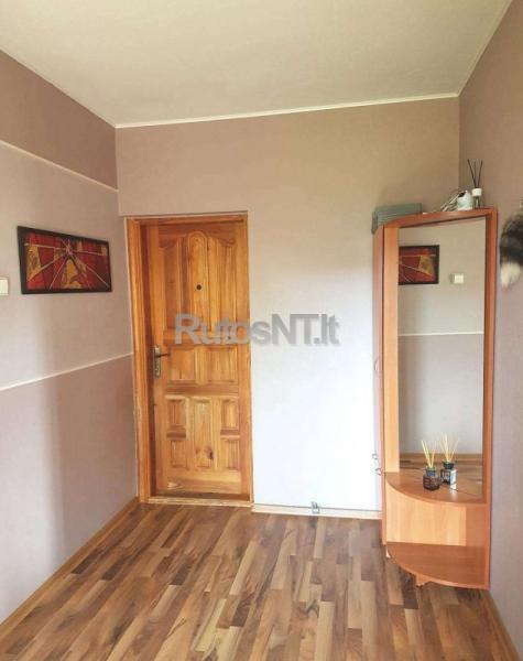 Parduodamas 2- jų kambarių su holu butas Gargžduose, Melioratorių gatvėje-6