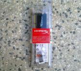 16GB Nauji Kingston HiperX DDR3L (2 x 8GB) SODIMM 1600MHz-0