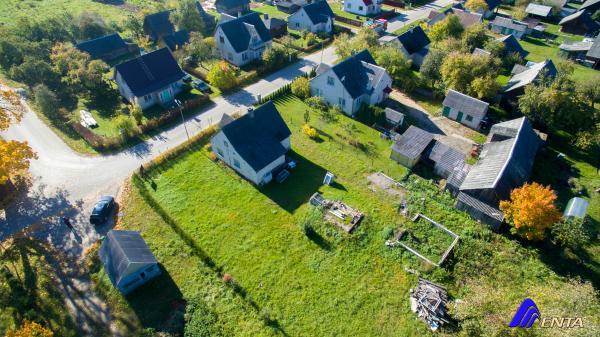 Elektrėnų sav., Gabriliavos k., Klevų g., rąstinis namas-3