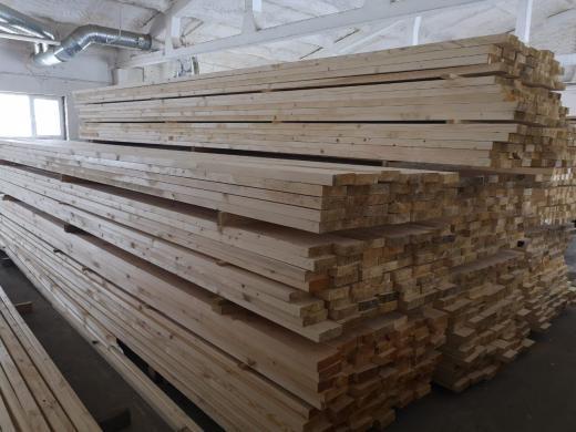 Kokybiška lietuviška statybine mediena - džiovinta, kalibruota, impregnuota!-2