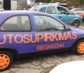Brangiai Superkame Automobilius +37060840344-0
