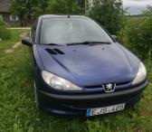 Parduodu automobilį Peugeot 206-0