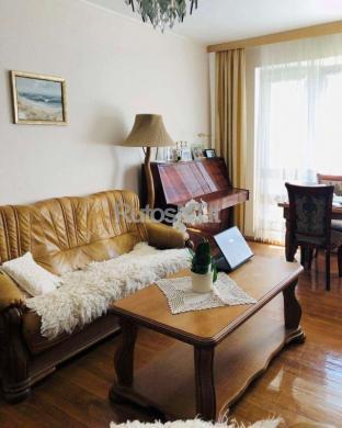 Parduodamas 3- jų kambarių su holu butas Rambyno gatvėje-2