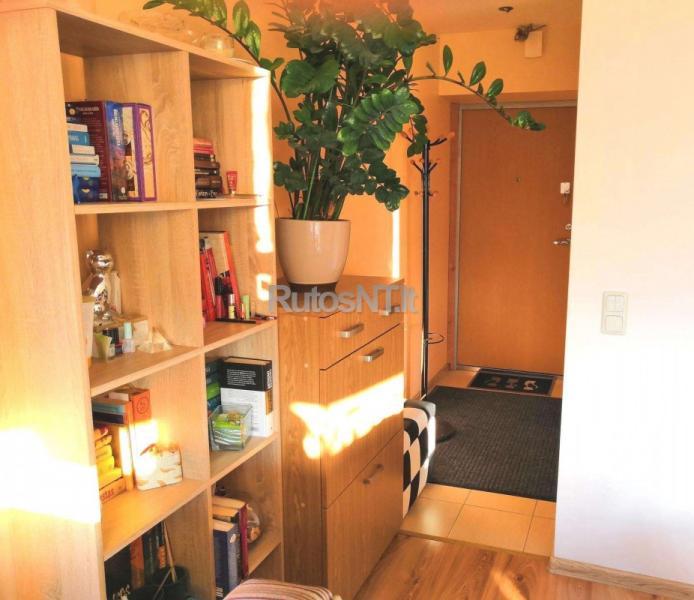 Parduodamas 3- jų kambarių butas Baltijos prospekte-5