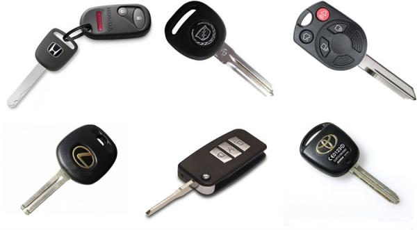 Auto raktai, gamyba programavimas-0
