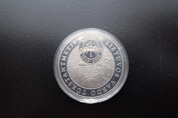 Medalis Lietuvos vardo tūkstantmetis-3